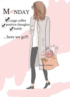 The Heather Stillufsen Collection from Rose Hill Designs Monday Quotes, Daily Quotes, Me Quotes, Motivational Quotes, Inspirational Quotes, Positive Thoughts, Positive Quotes, Rose Hill Designs, Morning Quotes