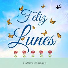 #feliz #Lunes #saludos www.soymamaencasa.com