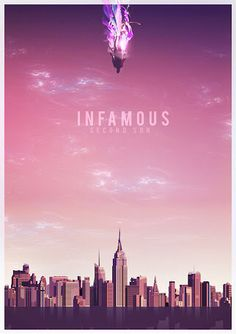 InFamous Second Son poster 3