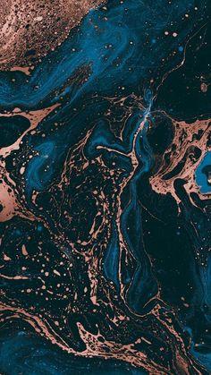 Blue marble #marblepainting Blue marble - #Blue #Marble