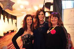 Silversprings Jan 2015 at Southern Brides Wedding Fayre Fashion Show