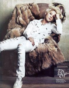 JYJ Junsu for Singles magazine