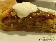 Verdens lækreste Æbletærte med mazarin, karamel og mandler (Mette Blomsterberg)……..