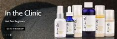 In the Clinic - Mei Zen Regimen.. Mei Zen Cosmetics line while working together with cosmetic acupuncture clients. http://www.meizencosmetics.com/