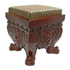 nice footstool actually