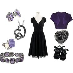 My second attempt at Polyvore... I would love this outfit and a night out!!    A night out without the kids, created by lookinggoodmomma.polyvore.com