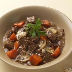 Flemish Beef Stew Recipe | Eating Well