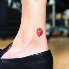Strawberry by Jay Shin