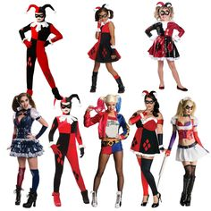 Harley Quinn Outfit Ideas Picture pin on halloween Harley Quinn Outfit Ideas. Here is Harley Quinn Outfit Ideas Picture for you. Harley Quinn Outfit Ideas pin on comics and nerds. Harley Quinn Outfit I. Diy Joker Costume, Hallowen Costume, Halloween Costumes For Girls, Girl Costumes, Diy Halloween, Harley Quinn Costume Plus Size, Harley Quinn Halloween Costume, Harley Quinn Disfraz, Joker Und Harley Quinn