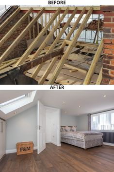 hip to gable roof conversion | Gable roof design, Roof