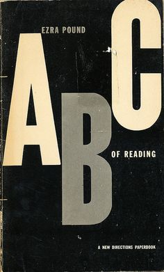 ABC of reading: Designed by Alvin Lustig