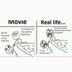Movie And Real Life