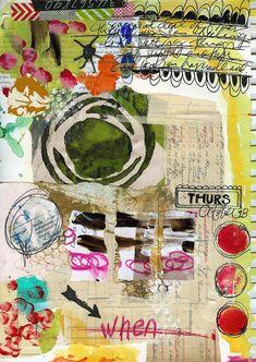 Art Journal Love - WHEN... — Roben-Marie Smith