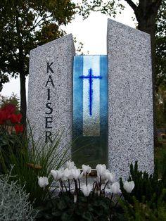 Urnengräber modern