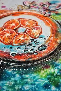 zeiko / kúzelný obraz Hand Painted Dress, Challenge, Mood, Painting, Painting Art, Paintings, Painted Canvas, Drawings