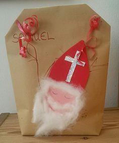 Einfaches Sackerl (dt. Tüte) #Nikolaus #Tageskinder