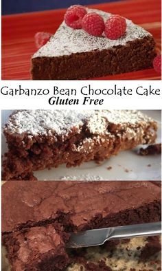 Garbanzo Bean Chocolate Cake Gluten Free This Garbanzo Bean Chocolate Cake Gluten Free is perfect for chocolate lovers . It's fresh, easy, easy to make, healthy Chocolate Cake Mix Recipes, Salted Caramel Chocolate Cake, Chocolate Cake From Scratch, Best Chocolate Chip Cookie, Chocolate Desserts, Chocolate Lovers, Dessert Weight Watchers, Weight Watcher Cookies, Gluten Free Sweets