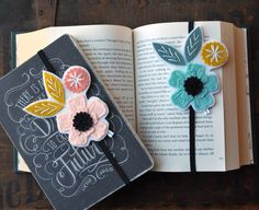 Bookmark Set  Great Gift for Teacher or Book Lover Gift