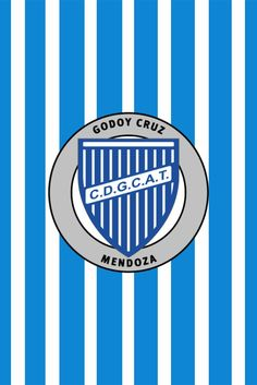Godoy Cruz of Argentina wallpaper. Team Wallpaper, Football Wallpaper, Brand Identity Design, Mendoza, Buick Logo, Chicago Cubs Logo, Logos, Soccer Teams, Mario