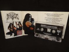 IMMORTAL Battles In The North 1995 MC CASSETTE MAYHEM, DARKTHRONE, GORGOROTH #BlackGothicMetal