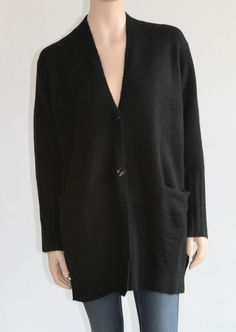 Designers of Scandinavia - Filippa K Cozy Wool Cardi Black