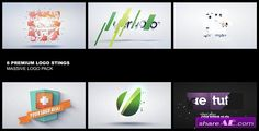 Videohive Premium Logo Pack 6in1 - After Effects Templates