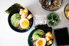 Saveur 2014 Best Cooking Blog Editors' Choice: i am food blog. Dish: Quinoa Breakfast Bowl Recipe.