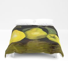 Yellow Theme, Outdoor Furniture, Outdoor Decor, Duvet Covers, Ottoman, Autumn, Design, Home Decor, Decoration Home