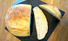 Pain aux pommes de terre / Potato bread