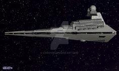 3 Star Wars - Star Destroyer by cosovin on DeviantArt