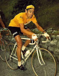 Eddy Merckx - Tour de france - 1972
