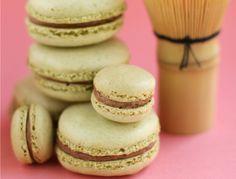 #Nut-free #macarons, amazing! recipe here http://bravetart.com/recipes/NutFreeMacaronsGF