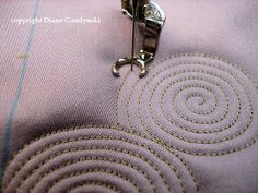 "Diane Gaudynski ""A New Tradition in Quilting"": Celtic Bubbles ~ Tutorial"