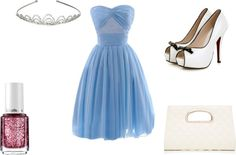 Cinderella themed outfit