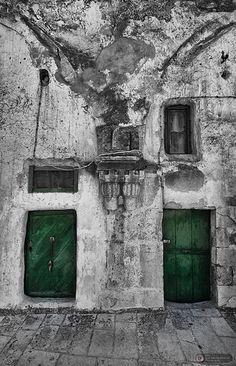 Coptic church . Jerusalem #israel #doors