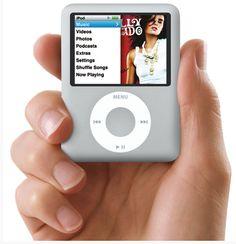 iPod Nano (3rd gen) - 2007