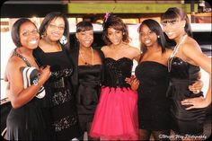 Kennedy's Pink and Black Sweet 16