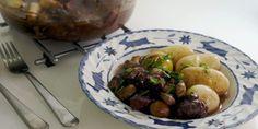 Beef Bourguignon   Boeuf Bourguignonne Recipe Beef Bourguignon, Asian Recipes, Meat, Cooking, Food, Kitchen, Essen, Meals, Yemek