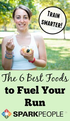 The 6 Best Foods for Runners | via @SparkPeople #running #workout #fuel #diet #exercise #health #healthy #healthyliving