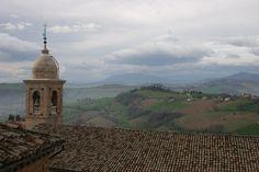 Petritoli, Italy Le Marche region