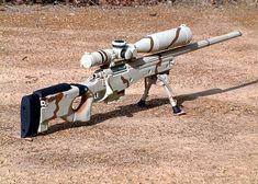 .338 Lapua Sniper Rifle
