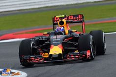Foto's Formule 1 Grand Prix van Groot-Brittannië 2016: vrijdag