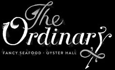 The Restaurant | The Ordinary - great looking oyster & seafood bar in Charleston, SC