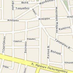 Καλλιώρας Βασίλειος Α. - Χάρτης | Πλαστικός Χειρουργός, Πλαστικοί Χειρουργοί | Λάρισα ΛΑΡΙΣΑΣ , 2410611310 | vrisko.gr