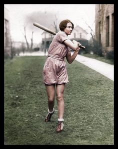 American Athlete Betty Robinson, March 16th 1930