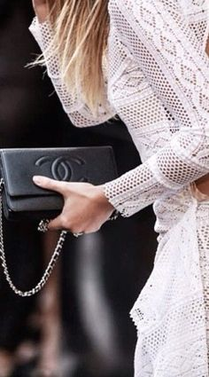 Chanel; they seem to all be wearing Chanel