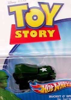 Hot Wheels Toy Story BUCKET O SPEED Die-Cast Vehicle Mattel Hot Wheels http://www.amazon.com/dp/B003OUVSP4/ref=cm_sw_r_pi_dp_jnhhub0ZKPEBZ