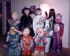 Awesome 80s costumes