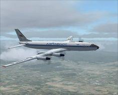 «Неизвестные факты о самолетах Туполева» в блоге «Авиация» - Сделано у нас Ту-114