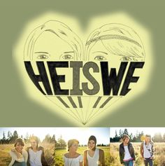 He is We- I love their song All About Us!!